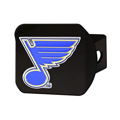FANMATS NHL Mens Color Hitch - Black : Sports & Outdoors [5Bkhe0411309]