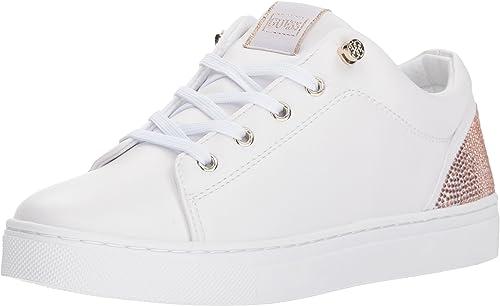 Guess Women's JOLLIE Sneaker White 11 M