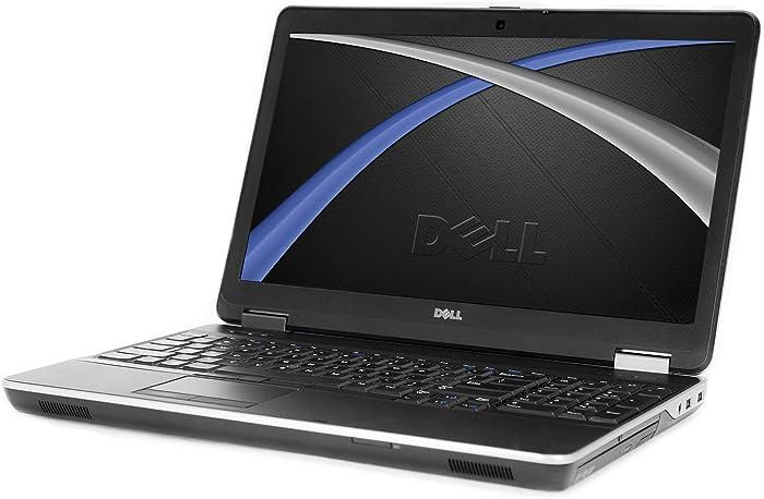 Dell Latitude E6540 15.6inch Laptop, Core i7-4800MQ 2.7GHz, 16GB Ram, 500GB SSD, DVDRW, Windows 10 Pro 64bit, Webcam (Renewed)