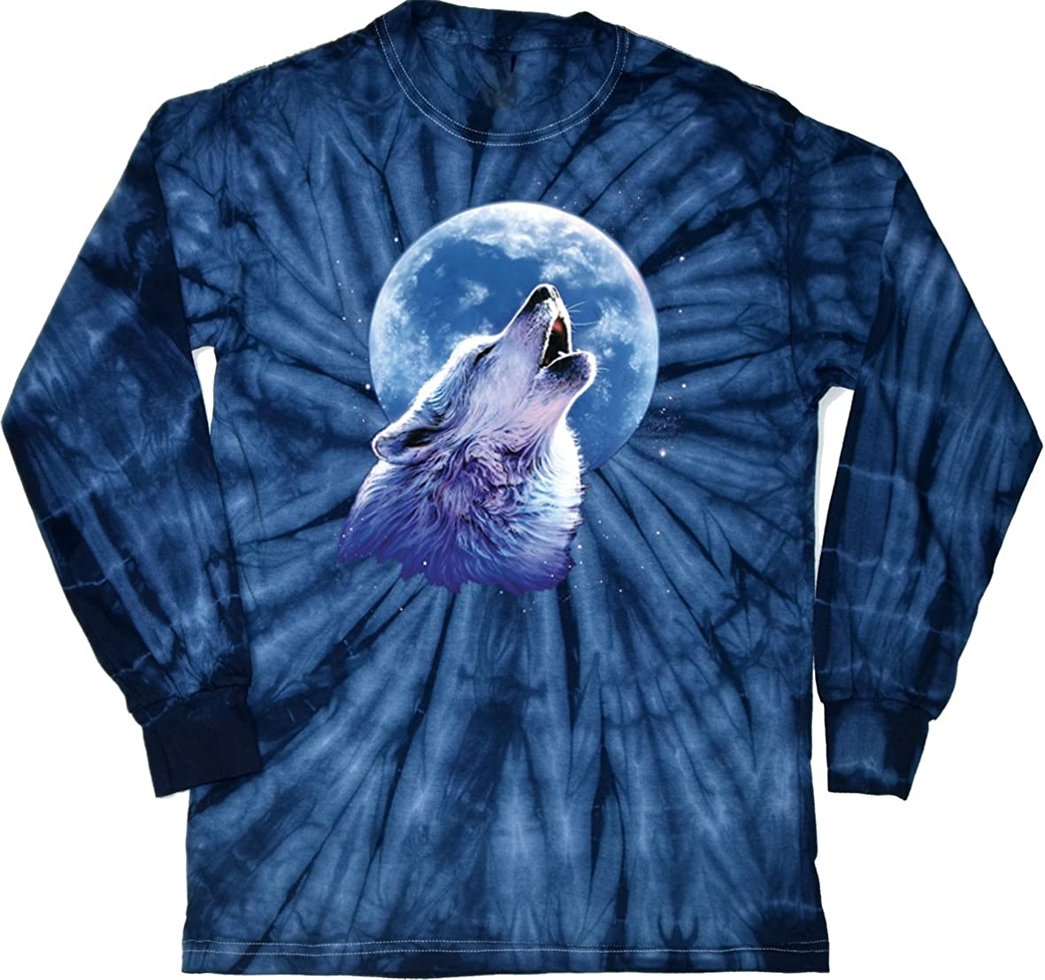 Buy Cool Shirts Kids Wolf and Moon T-shirt Call of the Wild Youth Tee