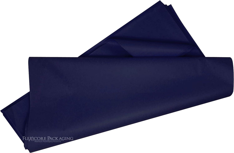 Shredded Navy tissue paper various pack sizes Acid free