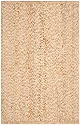 Safavieh Natural Fiber Collection NF461A Hand Woven Natural Jute Runner 2 6 x 8