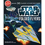 Star Wars Folded Flyers, Starfighters Craft Kit