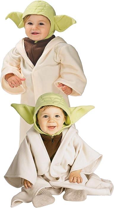 Rubies s oficial Disney Star Wars Yoda – infantil del bebé del niño: Amazon.es: Juguetes y juegos
