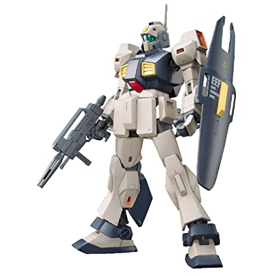 Bandai Hobby #164 HGUC Nemo Model Kit (1/144 Scale), Unicorn Desert Color: Toys & Games