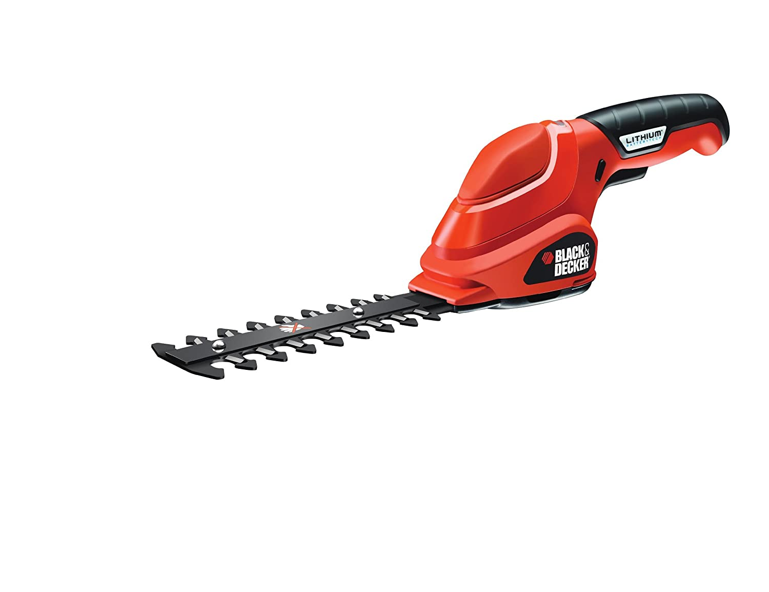 BLACK+DECKER 3.6 V Lithium Ion Shrubber Black & Decker GSL300-GB
