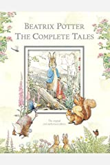 Beatrix Potter The Complete Tales (Peter Rabbit): 22 other books, over 650 Illustrations, and the Audiobook of the Great Big Treasury of Beatrix Potter Kindle Edition