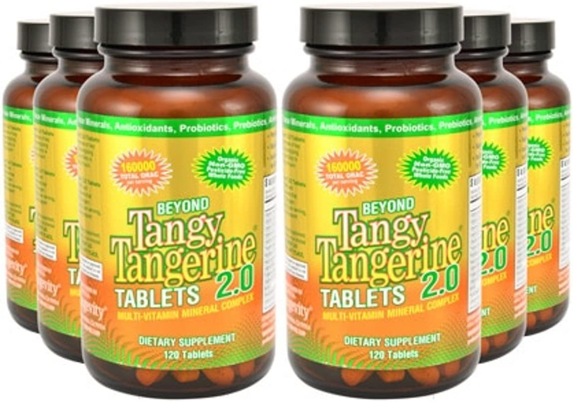 BTT 2.0 Tablets – 120 Tablets – 6 Pack