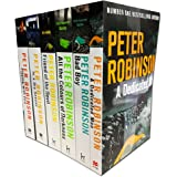 Peter Robinson Inspector Banks 6 Books Collection Set(a dedicated man,bad boy,all the colours of darkness,friend of the devil,in a dry season,playing with fire)