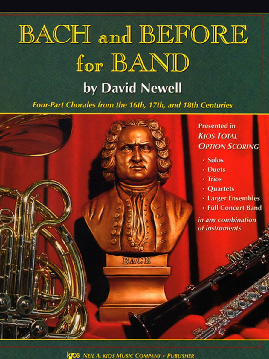 W34HF - Bach and Before for Band - French Horn ebook