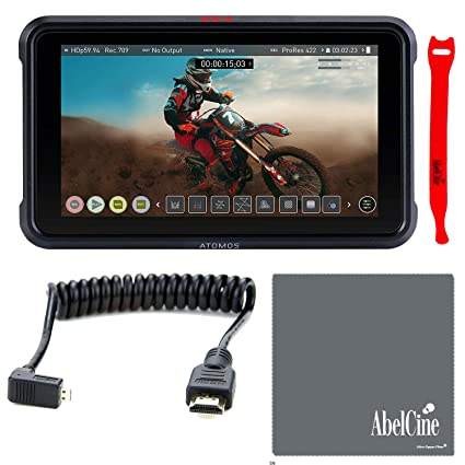 "Amazon.com: Atomos Ninja V 5"" Touchscreen Recording ..."