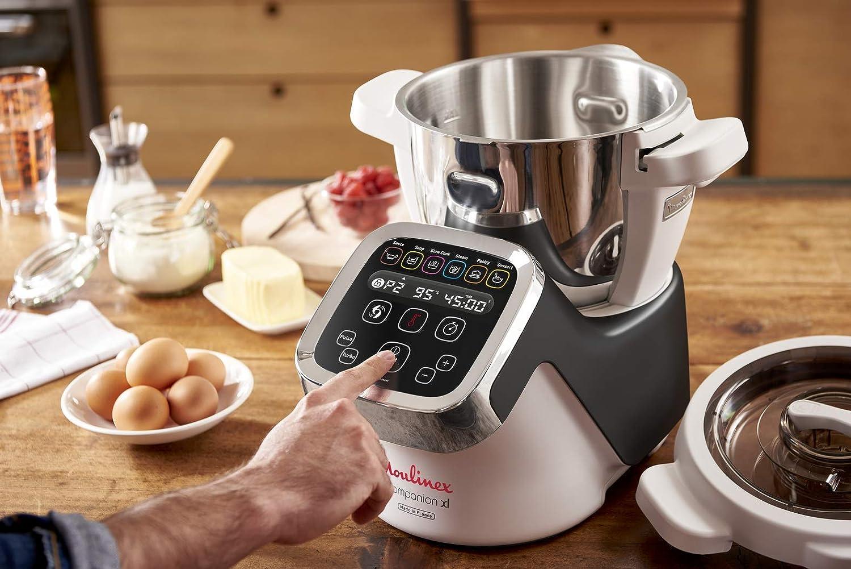 Moulinex Cuisine Companion XL Robot de cocina: Amazon.es: Hogar