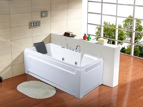 Vasca Da Bagno Con Pannelli : Jacuzzi bianco vasca da bagno whirpool modern home design spa