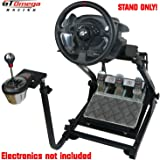 GT Omega Steering Wheel stand suitable For Thrustmaster T500 RS Force Feedback wheel & TH8A Shifter