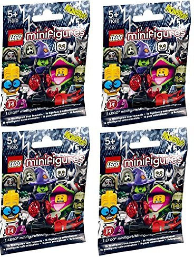 LEGO Minifigures Series 14 Random Set of 4 (71010)