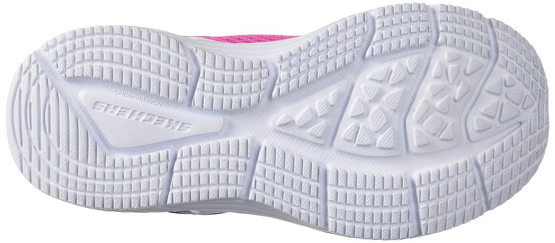 Skechers Kids Girls DYNA-AIR Sneaker Hot Pink//Aqua 2 Medium US Little Kid