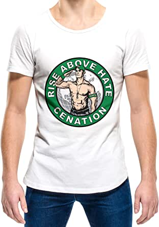 تي شيرت للجنسين Upteetude Wrestling WWE - أبيض