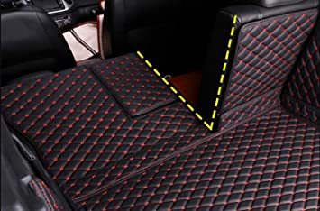 S tech automotive Passat R36 08-10 Heavy Duty Car Boot Trunk Liner Water Resistant Durable Lip Protector