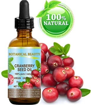 Amazon.com: Cranberry Seed Oil 100% pura//undiluted Natural ...
