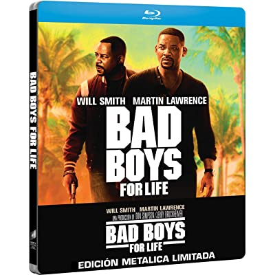 Bad Boys 3: Bad Boys for Life - Edición especial metal (BD) [Blu-ray]