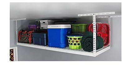 Saferacks Overhead Garage Storage on 4x8 overhead storage, costco overhead storage, garage storage,