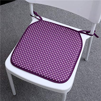 Amazon.com: Chair Seat Cushion Round Dot Kids Cute Antiskid ...
