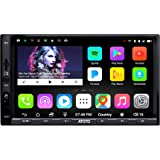 ATOTO A6 Android Car Navigation Stereo with 2 Bluetooth & Phone Fast Charge - PRO A6Y2721PRB-G 2GB / 32GB 2DIN in Dash…
