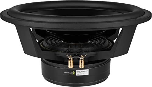 Dayton Audio RSS390HO-4 15 Reference HO Subwoofer 4 Ohm