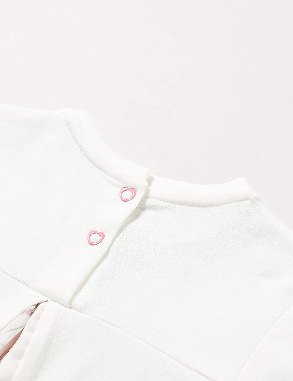 Chicco Girls T-Shirt Manica Lunga Bimba Kniited Tank Top