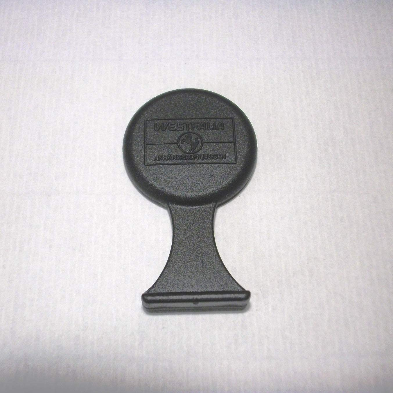 1 Pezzo. Sfera Automatica Tappo Generico per Il Lucchetto della Westfalia Gancio di Traino