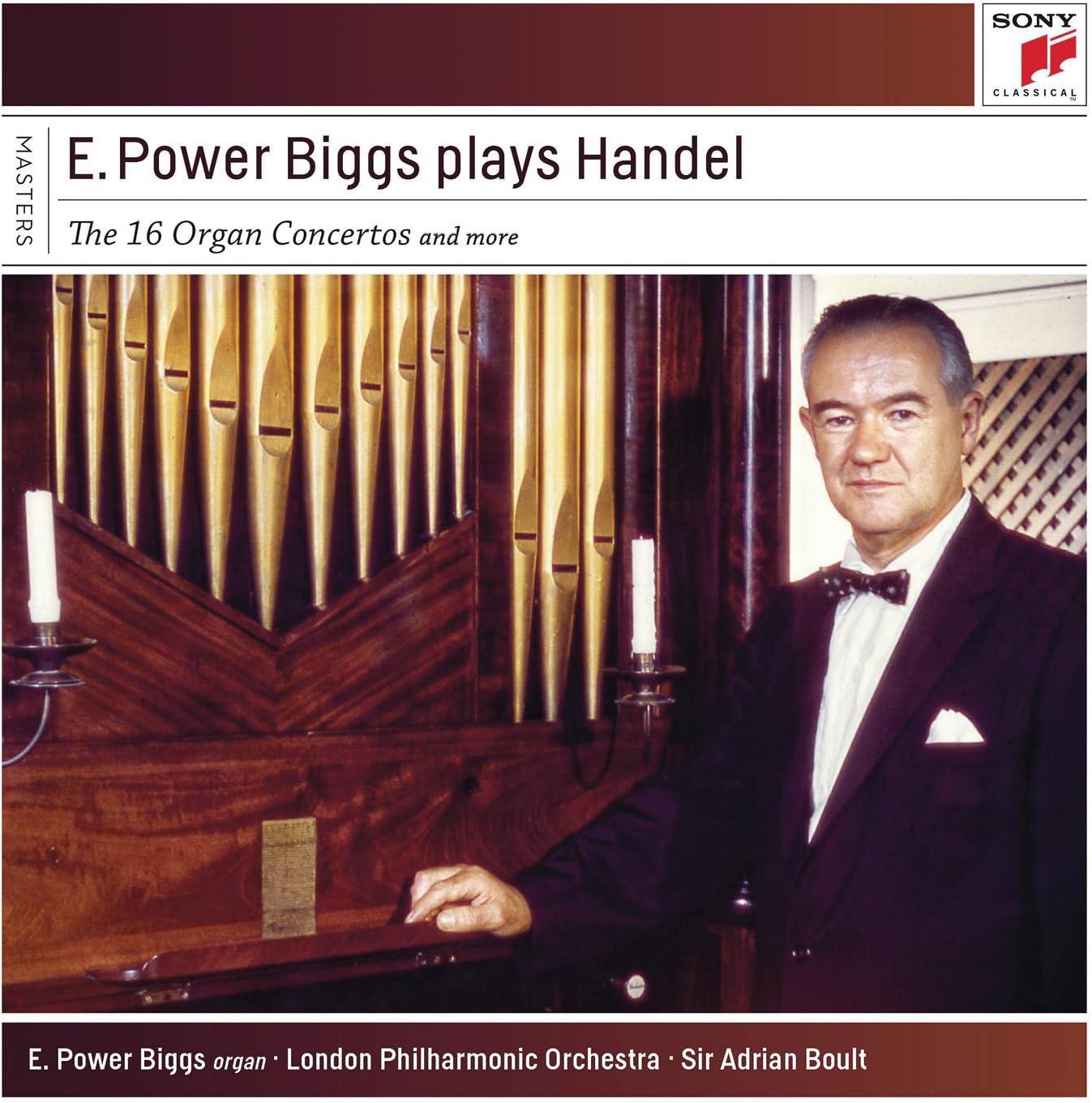 E. Power Biggs