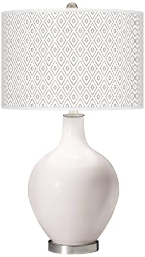 Amazon.com: Smart White Diamonds OVO - Lámpara de mesa: Home ...