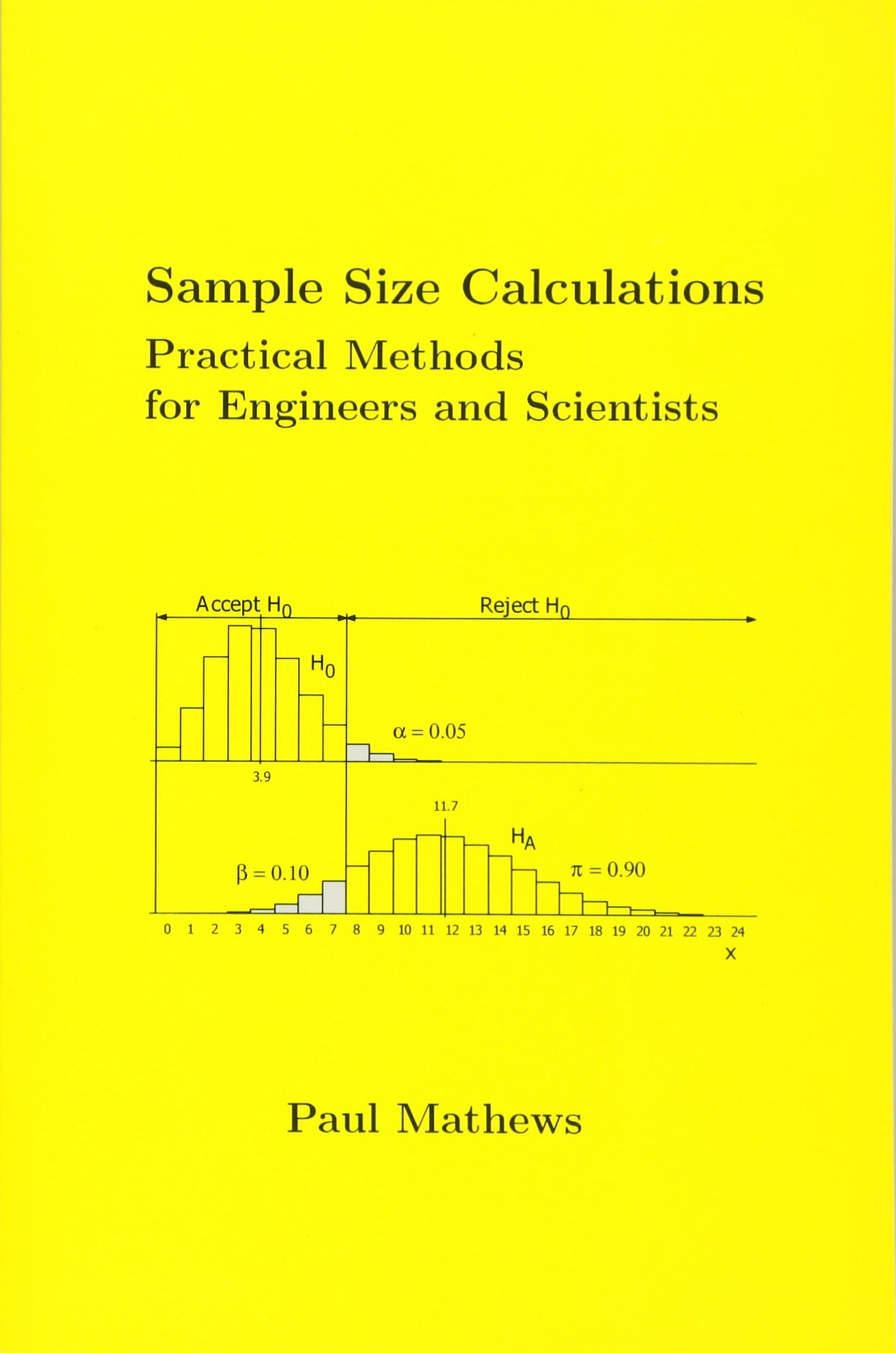 Sample size calculations practical methods for engineers and sample size calculations practical methods for engineers and scientists paul mathews 0784497418820 amazon books fandeluxe Image collections