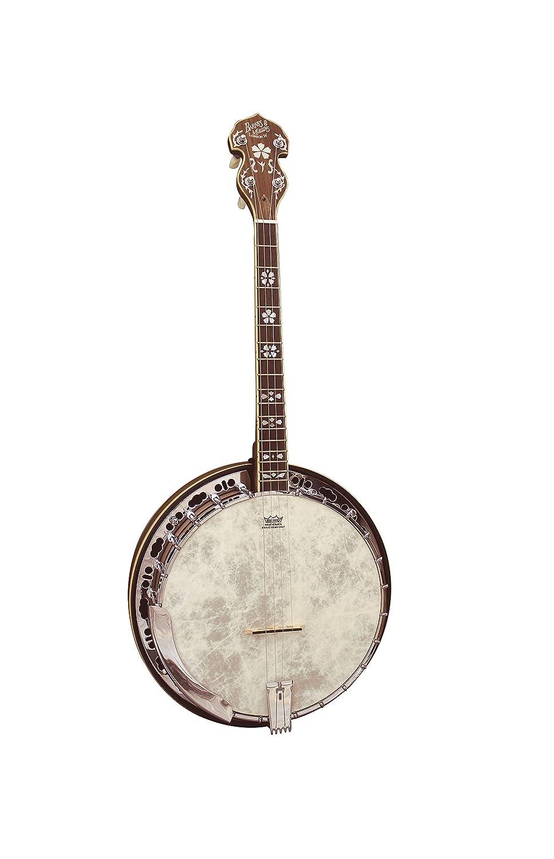 Barnes Mullins BJ504BWGT & Empress 4-saitige Tenor-Banjo (kurze Mensur) Barnes & Mullins