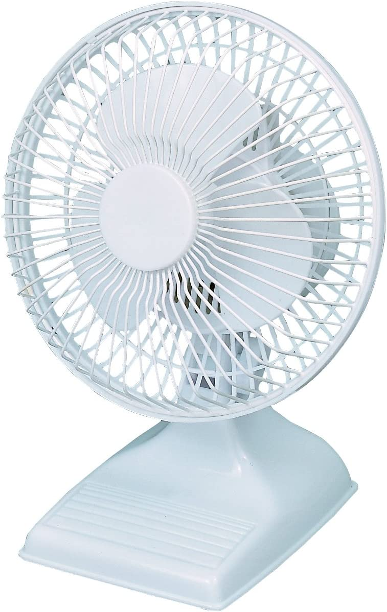 Optimus F-0610 6 Inch Personal Table Fan