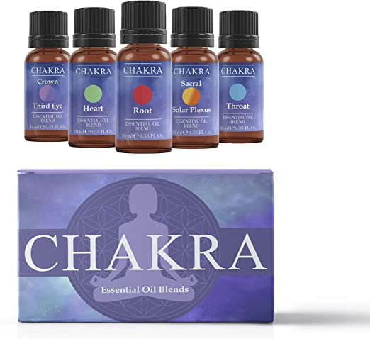 Mystic momentos | regalo Starter Pack de 5 x 10 ml aceite esencial ...