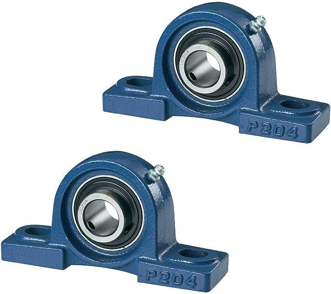 DOJA Industrial   Rodamientos con Soporte UCP 206   Cojinetes de ...