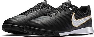 Nike Jr Tiempox Leggera IV IC–Scarpe da Calcetto, Unisex Bambini, Nero–(Black/White-Black)