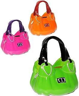 4dcbf3c23dd1b Unbekannt 1 Stück   Spardose - Handtasche - Shopper   Tasche - stabile  Sparbüchse aus Kunstharz