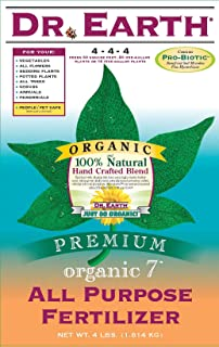 product image for Dr. Earth 734 Organic 7 All Purpose Fertilizer, 25-Pound