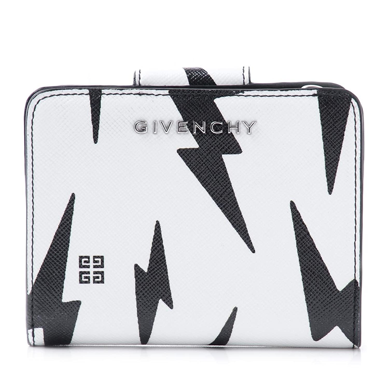 (ジバンシー) GIVENCHY 2つ折り財布 小銭入れ付き [並行輸入品] B07CJ8SMX2