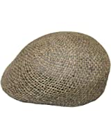 New ASCOT GOLF Vented Panama Straw Hat DRESS CAP at Amazon