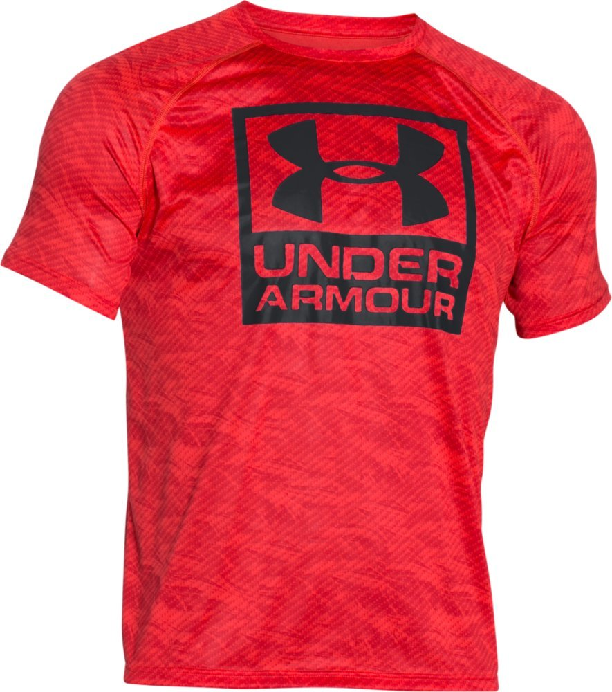 Under Armour Men's Shirt ultra blue-x ray Small