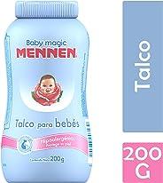 Mennen Baby Magic Talco, 200 g, azul