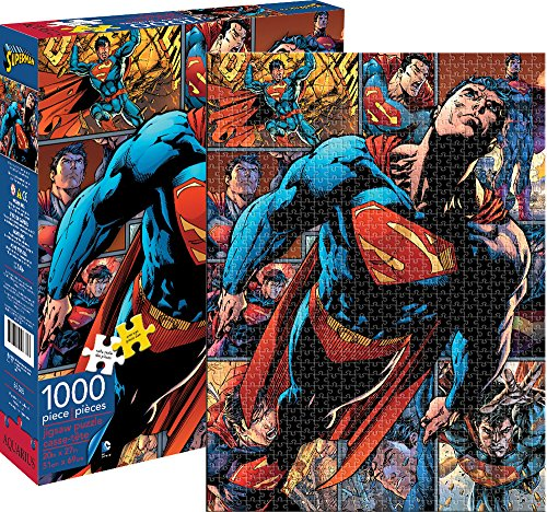 Aquarius DC Comics Superman Puzzle (1000 Piece)
