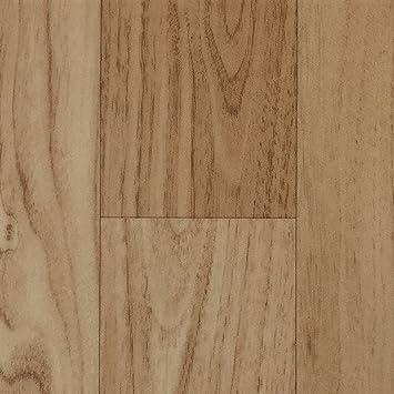 PVC Platten strapazierf/ähig /& pflegeleicht rutschhemmender Fu/ßboden-Belag Vinylboden versch PVC-Boden Holzdielenoptik Eiche mit Vliesr/ücken| Muster Fu/ßbodenheizung geeignet L/ängen robuster