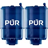 PUR RF9999 MineralClear Faucet Water Filter Replacement for Filtration Systems, 3Count, 2 Pack, Blue, 2 Count