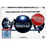 Gantz- Die komplette Saga: Spiel um dein Leben + Die ultimative Antwort (stylisches Mediabook mit 3 DVDs, 2 BDs, Hochglanzpostkarten und 48-seitigem Booklet)
