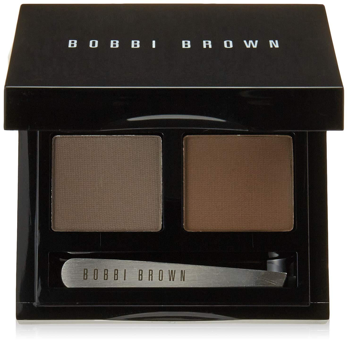 Bobbi Brown Brow Kit, No. 02 Saddle and Mahogany, 0.1 Ounce by Bobbi Brown