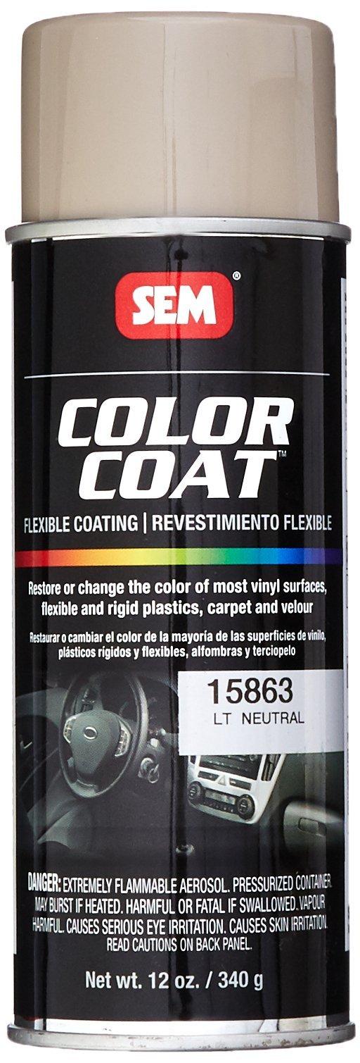 SEM 15863 Lite Neutral Color Coat - 12 fl. oz.